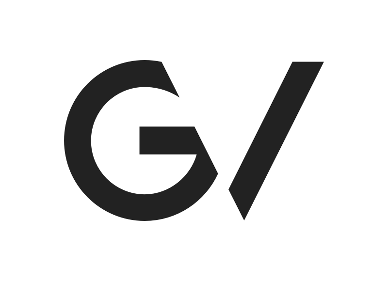 GV Logo on white