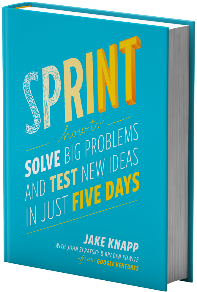 The Sprint Book. U201c